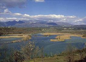 alta valle del Sele