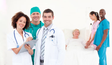 medici in reparto