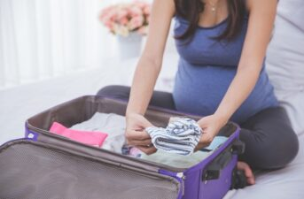 Pancera post parto: la metto in valigia?