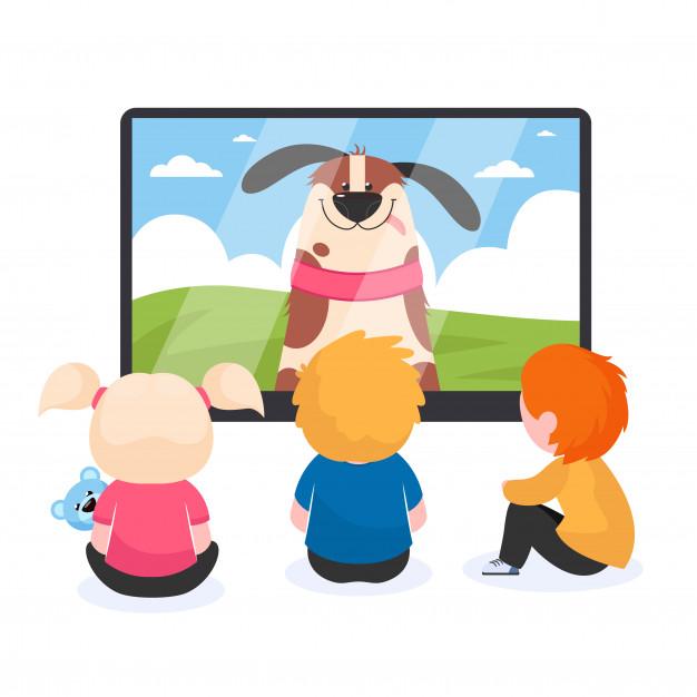cartoni animati e linguaggio