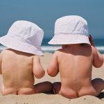 Mamme in gravidanza e neonati: come affrontare l'estate?